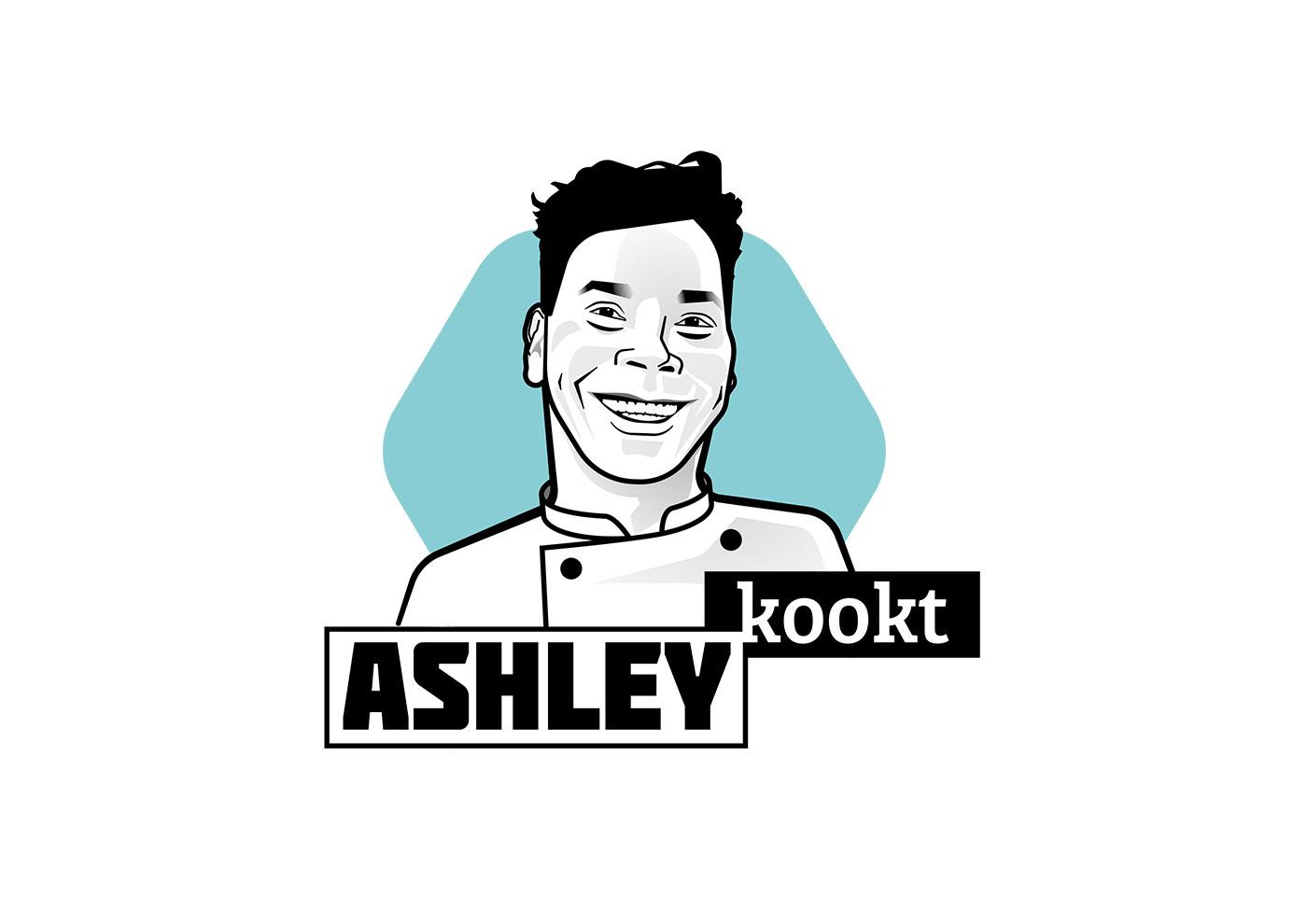 Logo Ashley Kookt!
