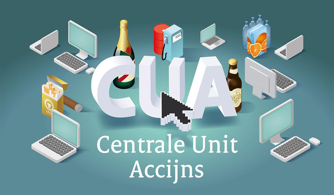 Centrale Unit Accijns - cijfers 2018