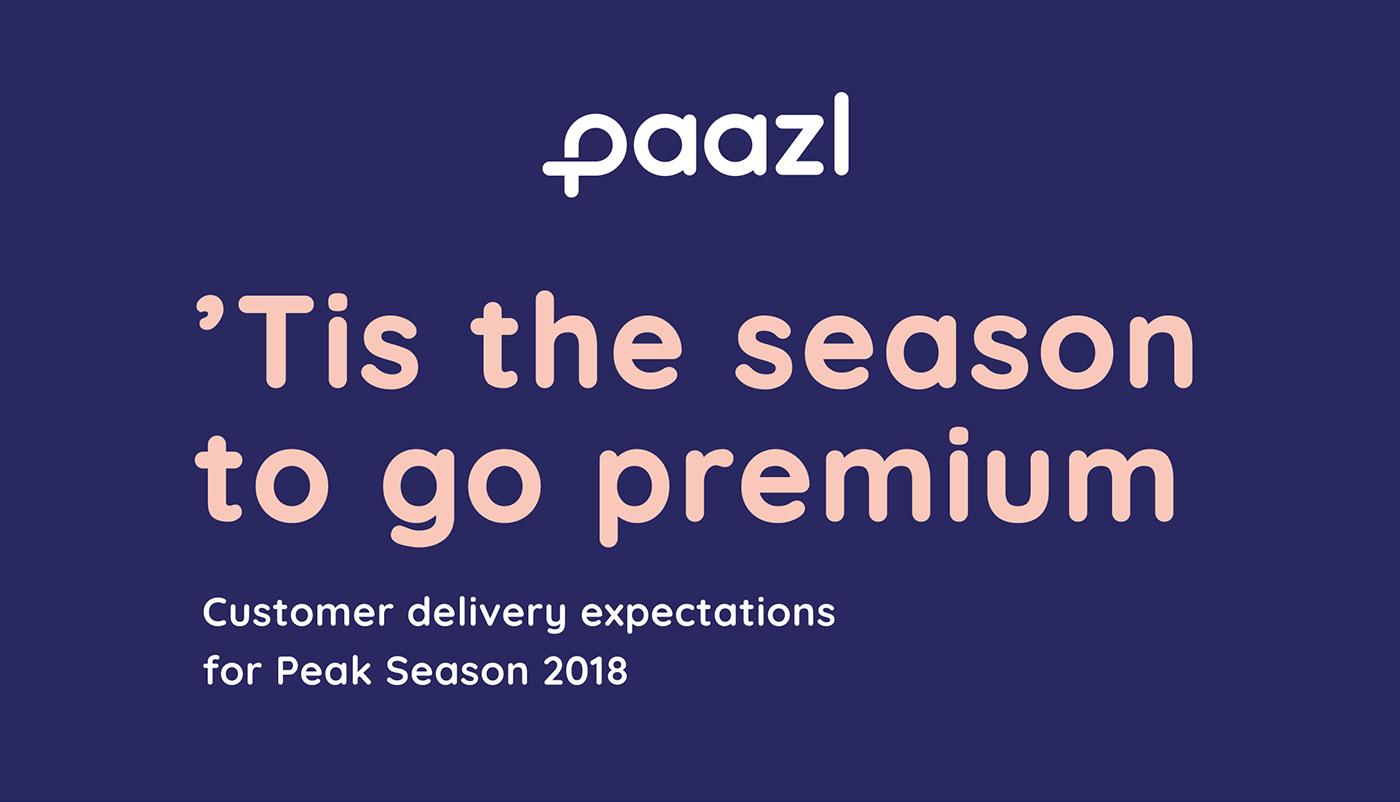 Paazl-'Tis the Season to go Premium